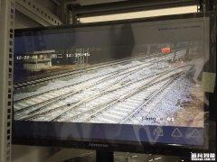 小庄煤矿铁路监控安装案